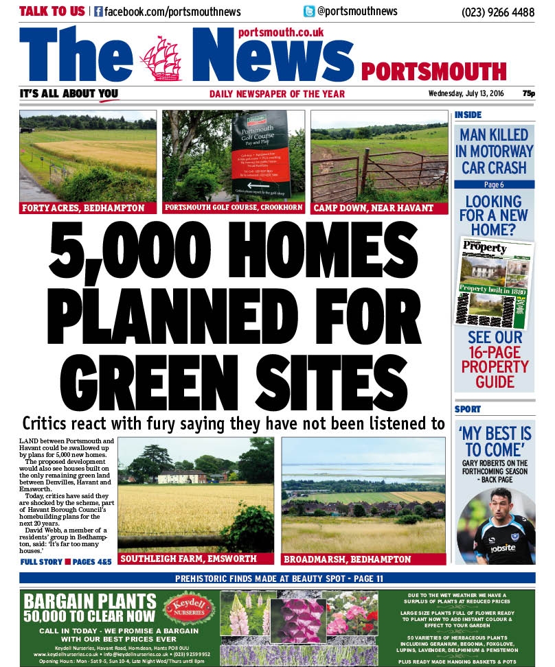 5000 Home Planned