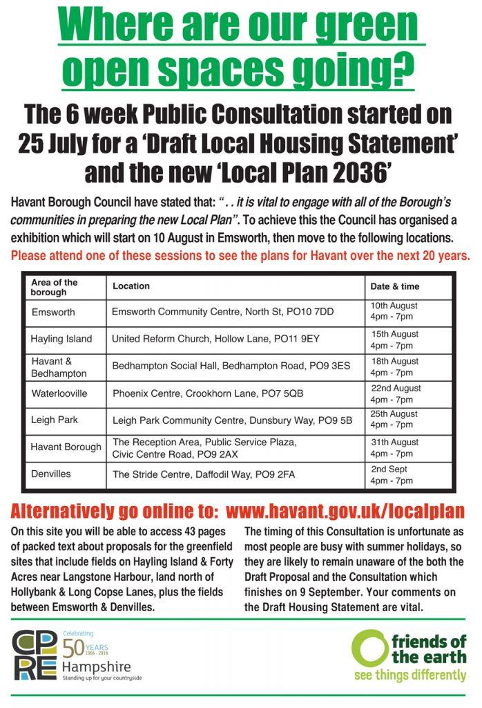 HBC Local Plan 2036