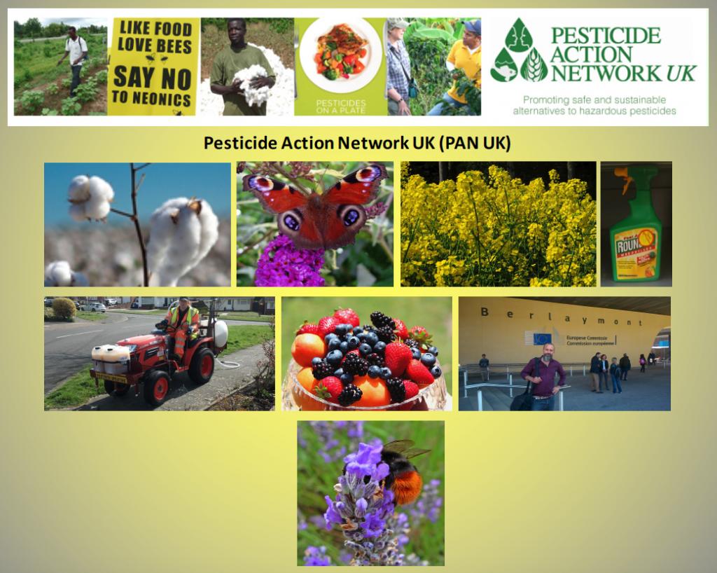 Pesticeide Free Presentaion