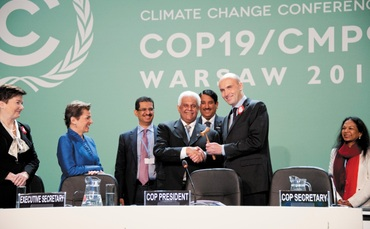 Warsaw climate deal finalised as deadlock broken