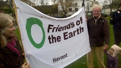 Winchester Action on Climate Change Procession 2015